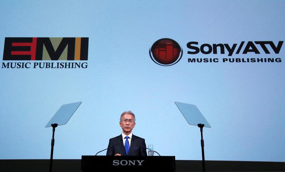 Sony приобрела контрольный пакет акций EMI Music Publishing