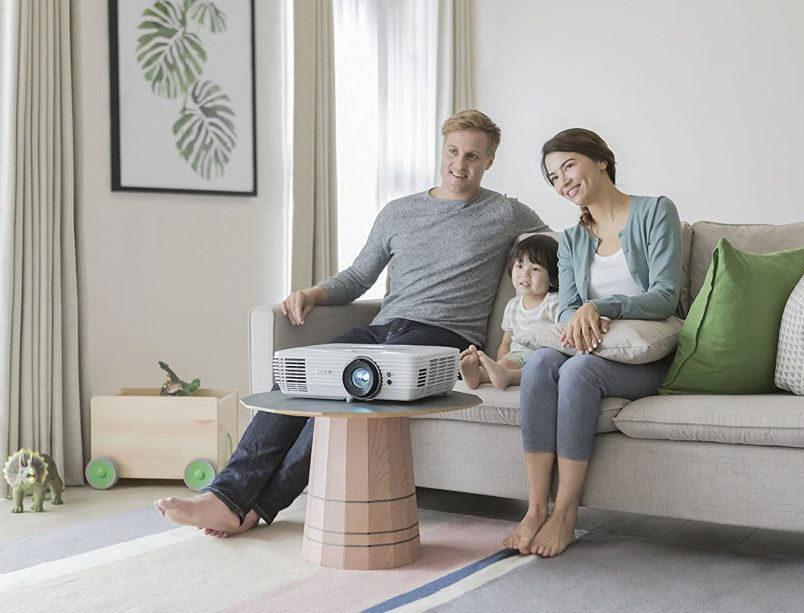 Домашний UHD-проектор Acer M550 появился на российском рынке