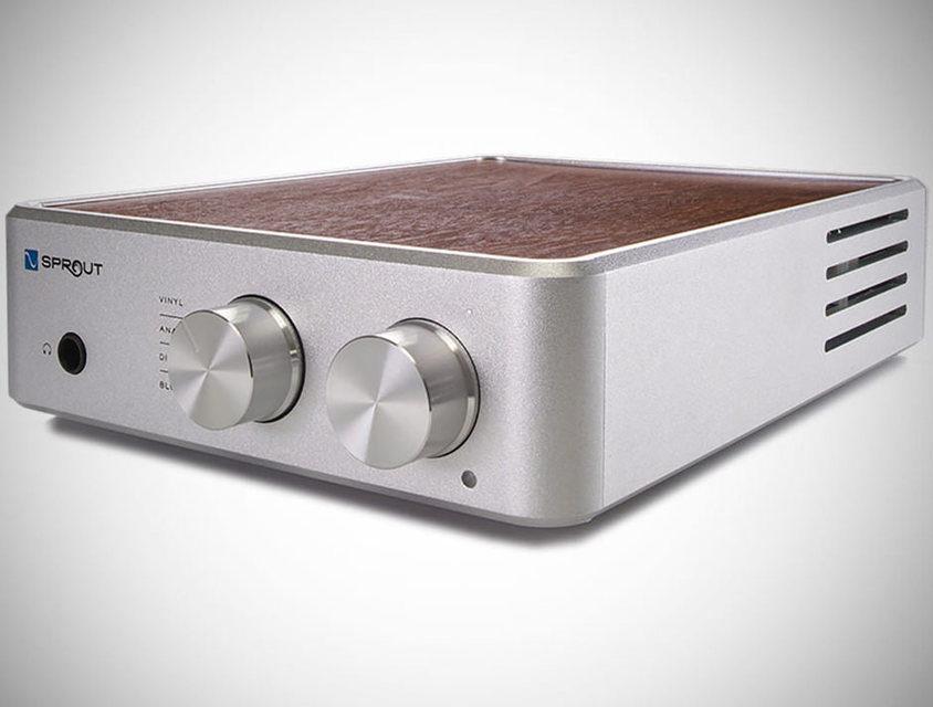 Интегрированный усилитель PS Audio Sprout100: мощность в компактном корпусе