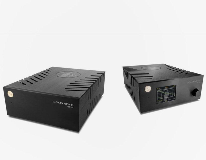 Gold Note создала блок питания PSU-10 для фонокорректора PH-10