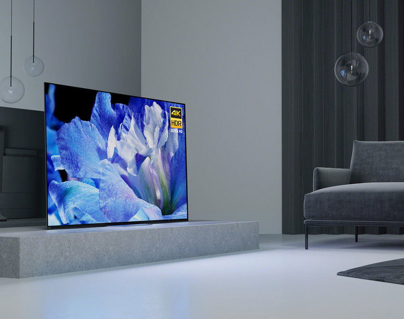 Sony представила OLED-телевизоры серии AF8