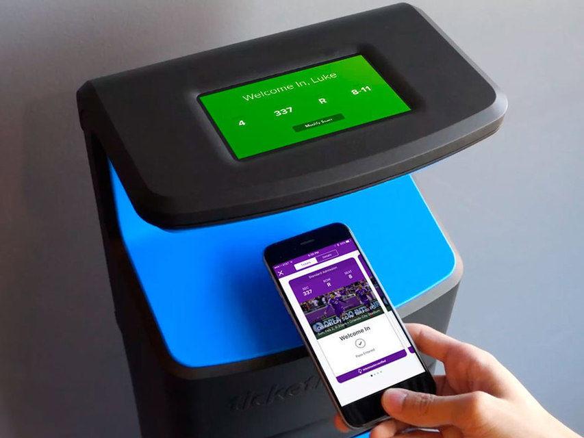 Сервис по продаже билетов Ticketmaster заменит билеты системой распознавания лиц
