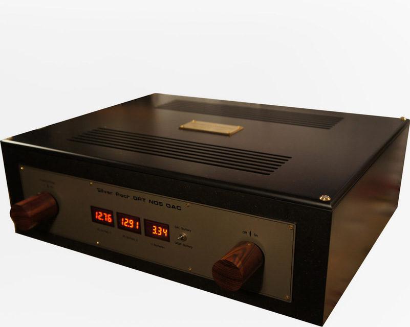 Audio Consulting Silver Rock OPT NOS DAC: «особенный ЦАП с аналоговым звучанием»