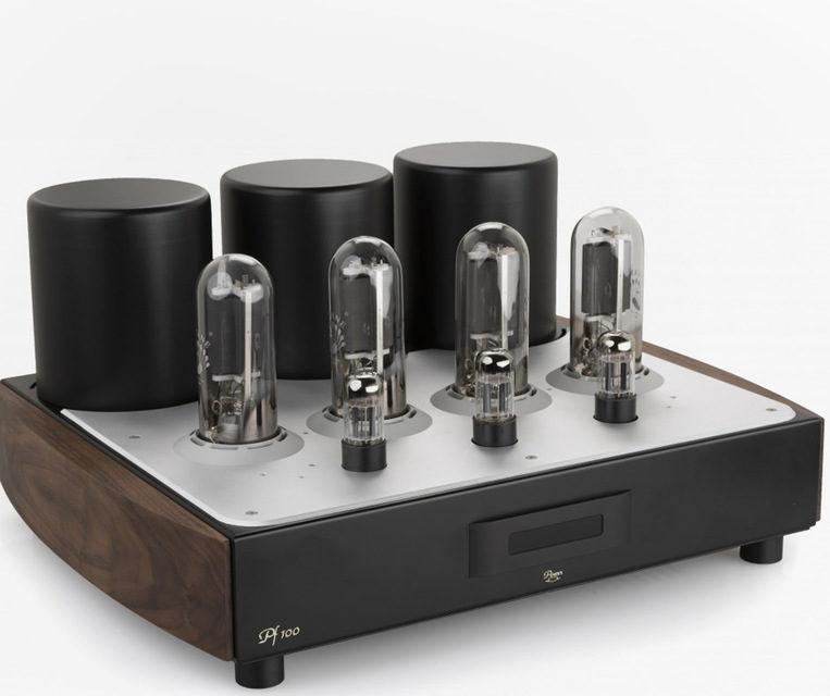 Mastersound PF100 Litz Edition: ламповый моноблок A-класса с литцендратными трансформаторами
