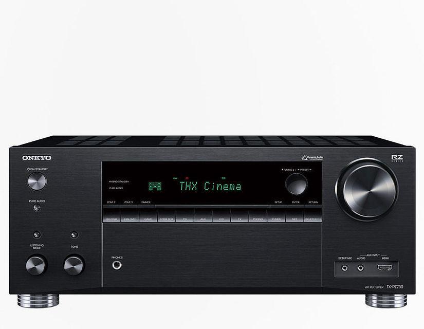 Onkyo анонсировала выход AV-ресиверов серии RZ с поддержкой Sonos