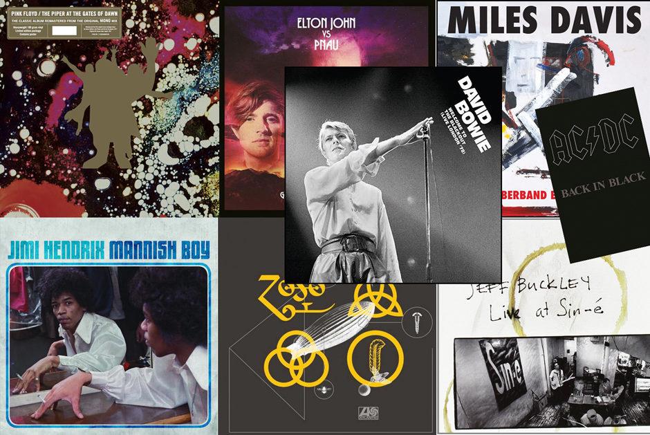 В США на Record Store Day продали 733 000 пластинок