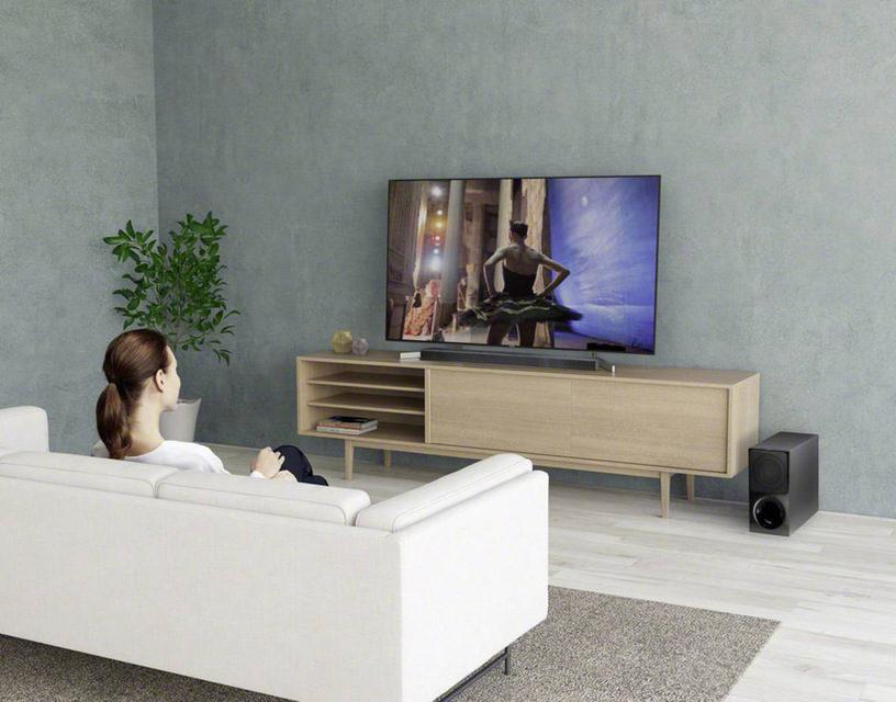 Sony начала продажу саундбаров HT-ZF9 и HT-XF9000 с поддержкой Dolby Atmos