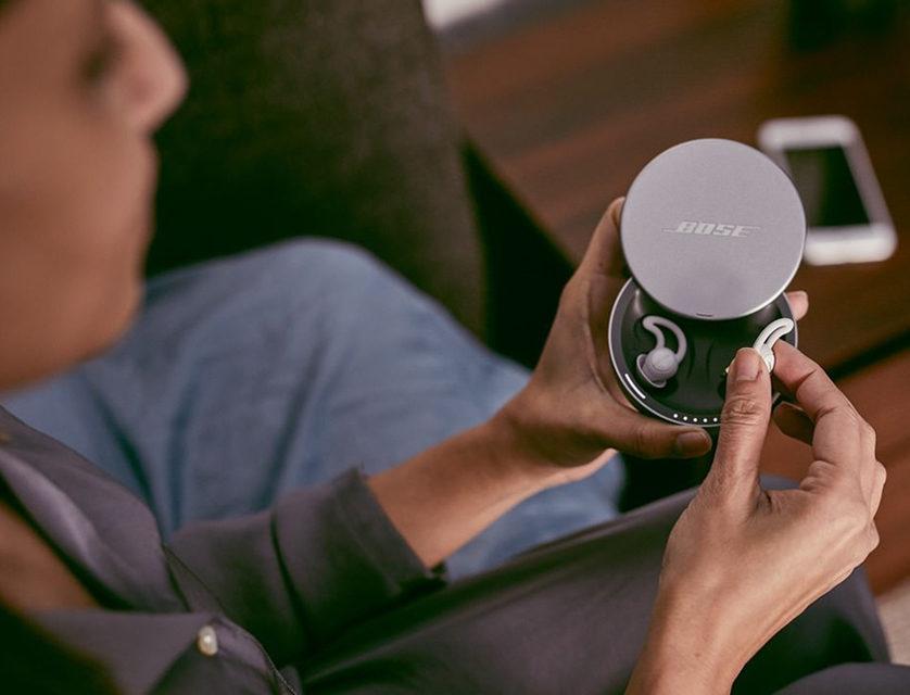 Bose Sleepbuds: миниатюрные наушники для сна