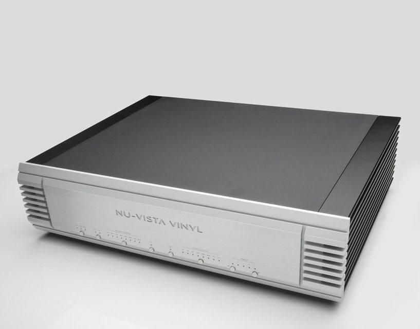 Musical Fidelity Nu-Vista Vinyl: флагманский фонокорректор для MM- и MC-головок