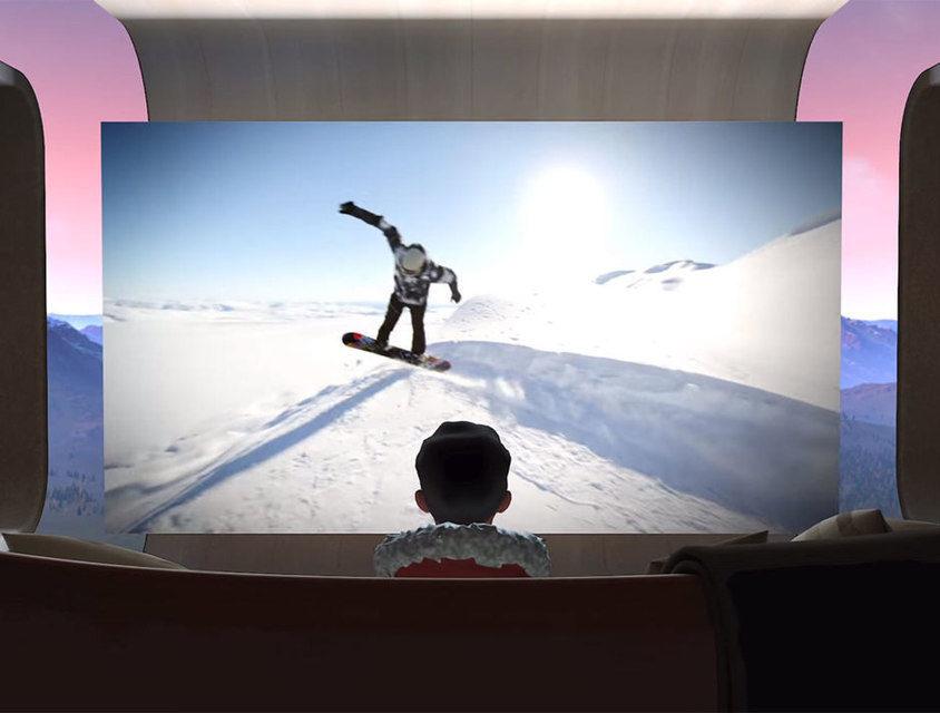 Oculus запустила виртуальный кинотеатр Oculus TV