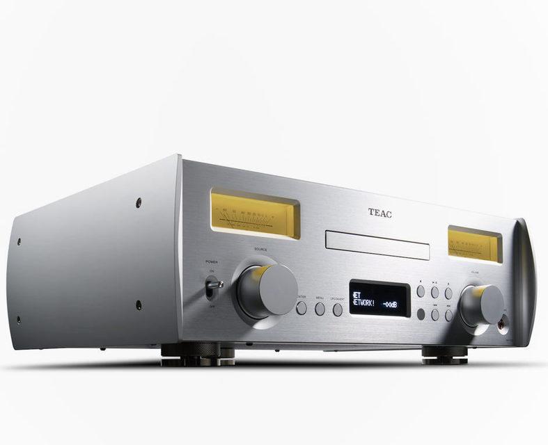 Teac добавила поддержку MQA в проигрыватели NR-7CD и NT-505
