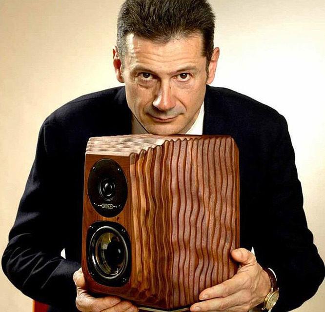 Diapason Karis Wave: итальянская акустика из натурального дерева в уникальном дизайне