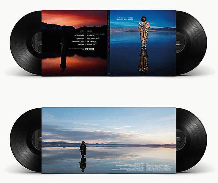 Камаси Вашингтон спрятал еще одну пластинку в виниловом релизе альбома «Heaven and Earth»
