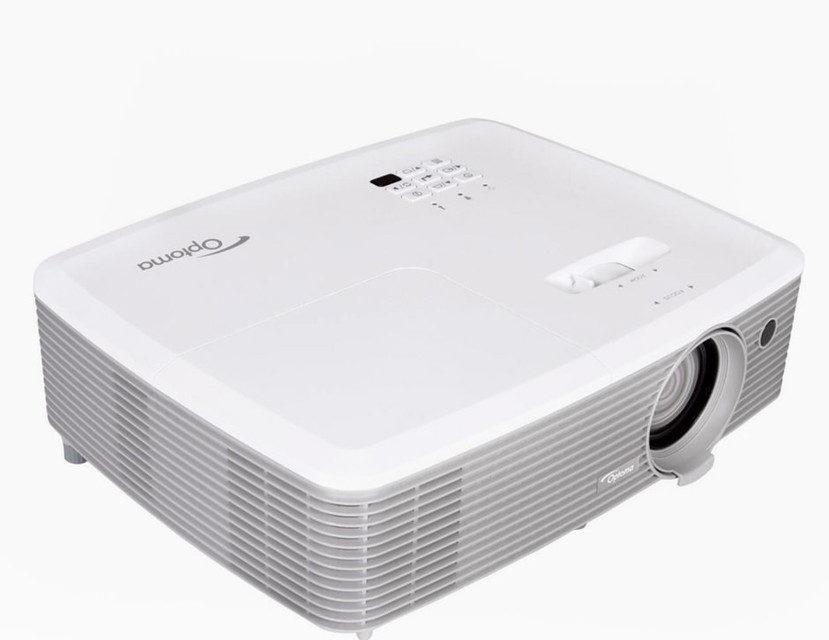 Optoma HD27LV: домашний Full HD-проектор с высокой яркостью и встроенной аудиосистемой