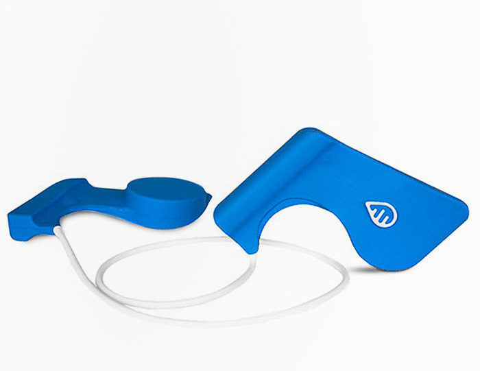 Waterfi: наушники с костной проводимостью для плавания