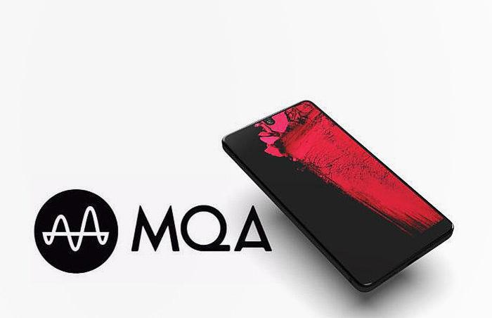Essential Phone получит программную и аппаратную поддержку MQA