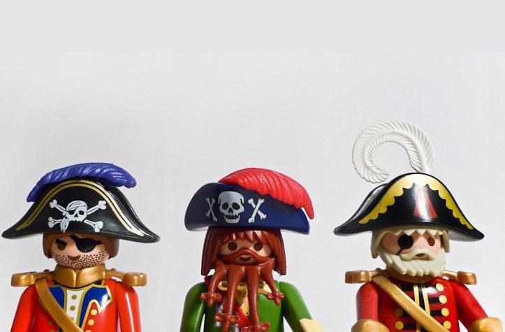 Статистика: 83% контента пиратят из-за недостатка удобных платных сервисов