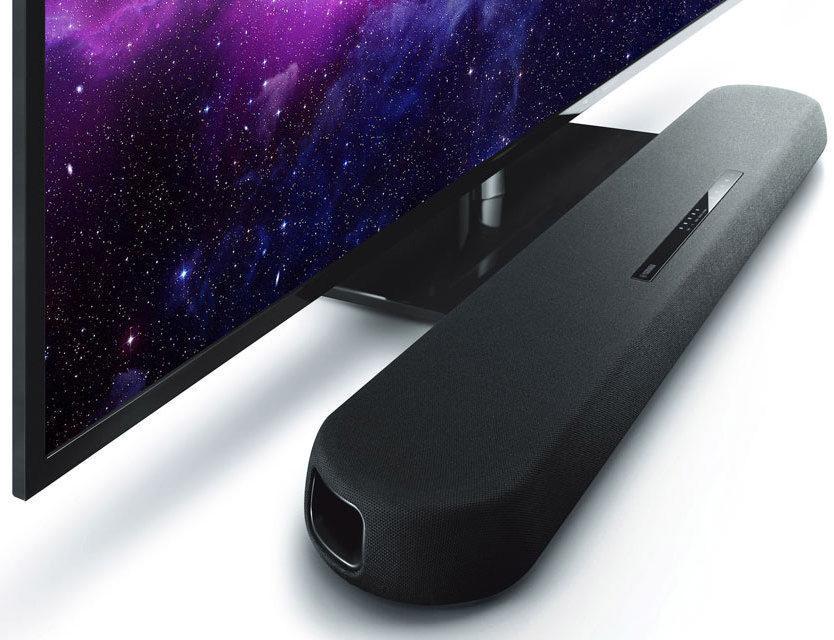Саундбар Yamaha YAS-108: объемное звучание DTS Virtual:X и одновременное подключение к двум Bluetooth-источникам
