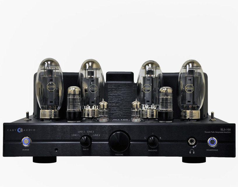 Cary Audio анонсировала ламповый интегральник SLI-100