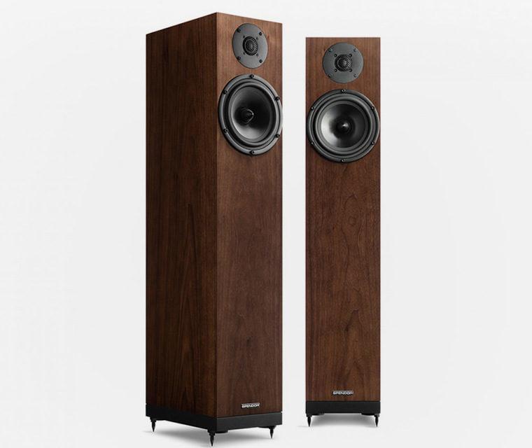Spendor представила напольную акустику A7 с новым СЧ/НЧ-драйвером собственного производства