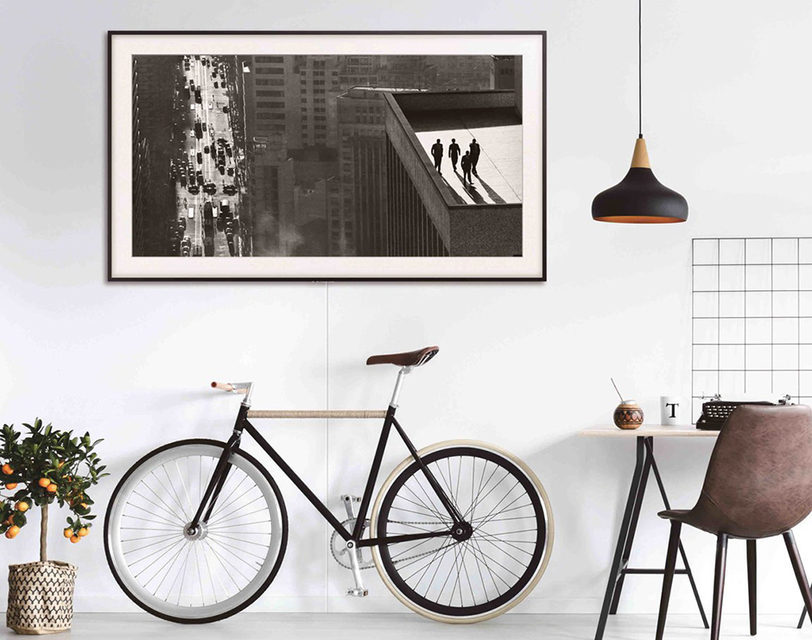 Samsung обновила линейку телевизоров-картин The Frame