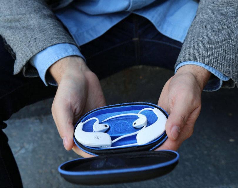Hooke Verse: «первые в мире беспроводные наушники c микрофонами для 3D-записей»