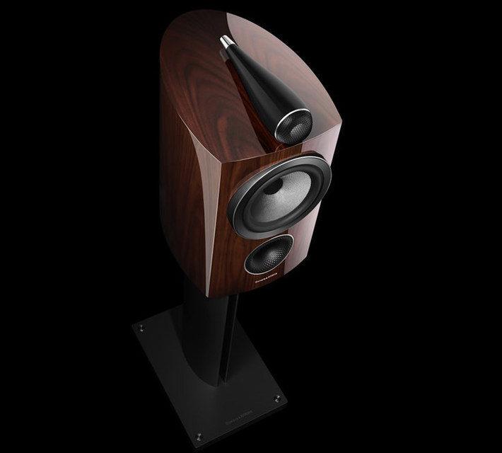 Bowers & Wilkins выпустит акустику 802 и 805 в версии Prestige