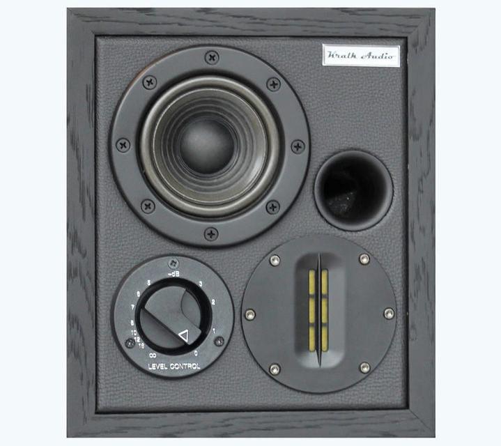 Kralk Audio запустила серию мониторной акустики TDB