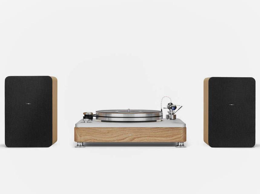 Shinola Audio в партнерстве с Barefoot Sound выпустила беспроводные мониторы ближнего поля