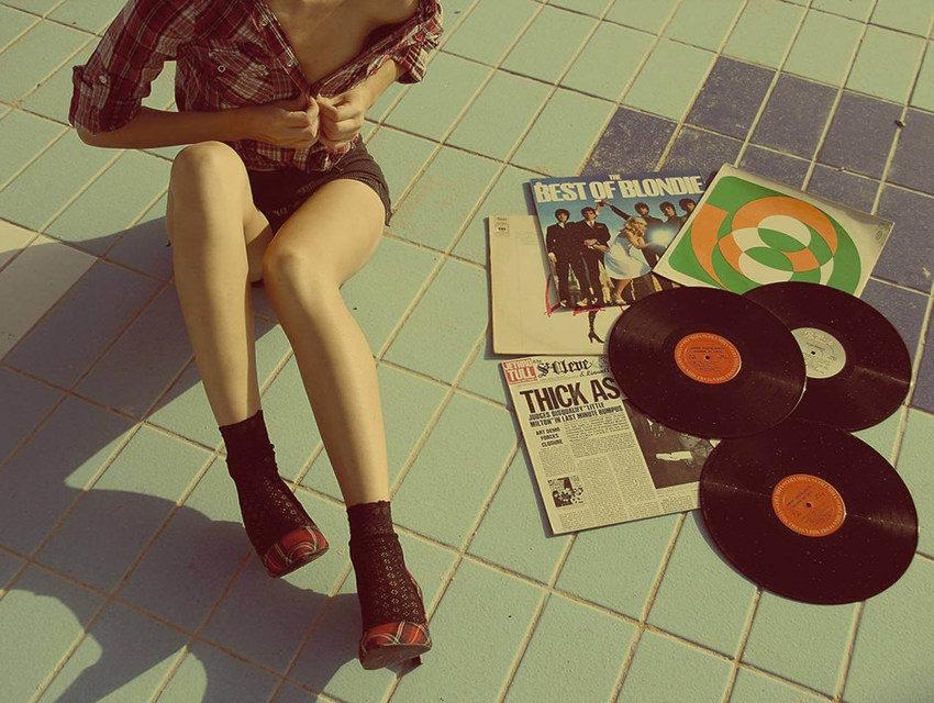 Статистика: в США продали за полгода более 7,6 млн пластинок