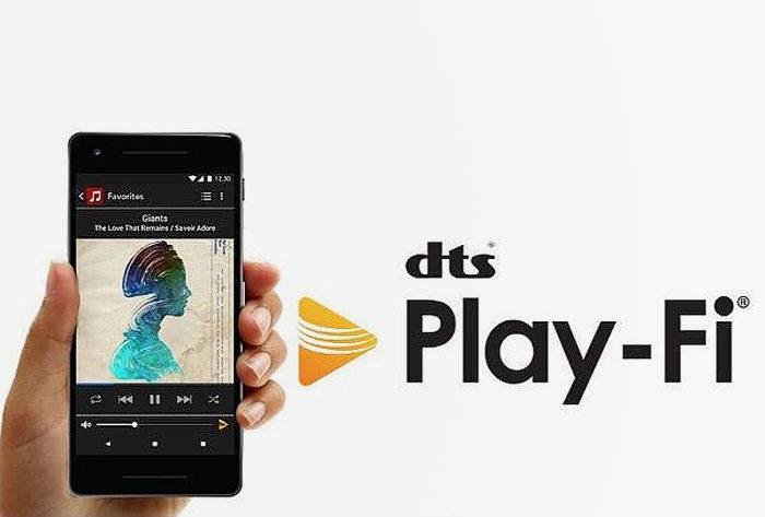 В обновленном приложении DTS Play-Fi появилась функция создания мультирумных пресетов