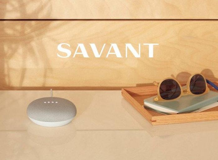 Система автоматизации Savant получила совместимость с голосовым помощником Google Assitant