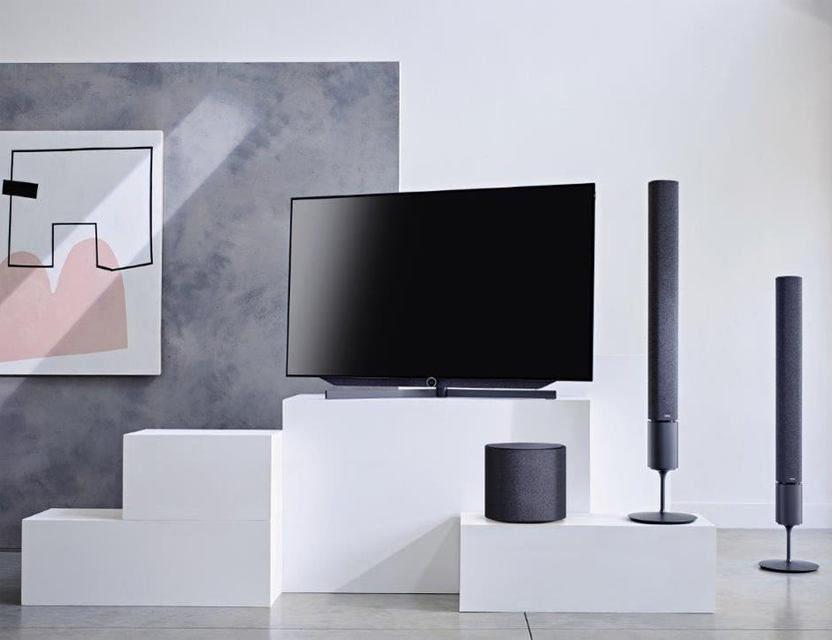 Телевизоры Loewe появились в базе программы The Cinema Designer