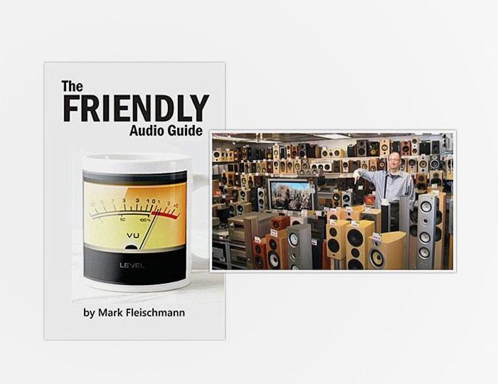 Марк Фляйшманн выпустил книгу «Дружелюбный гид по аудиотехнике»