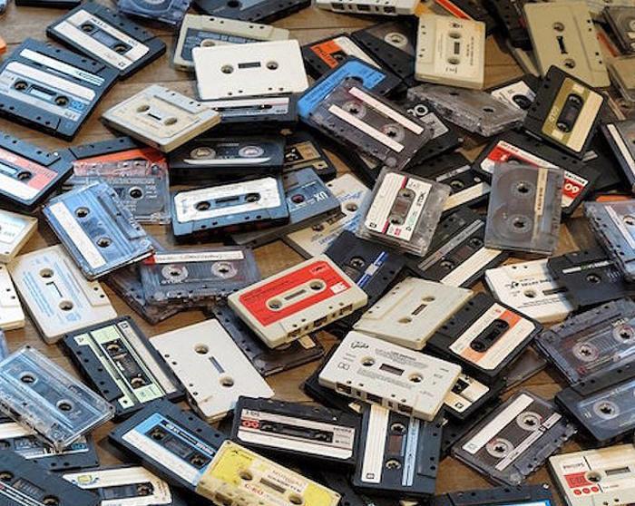 Статистика: полугодовые продажи кассет в Великобритании за год выросли на 90%