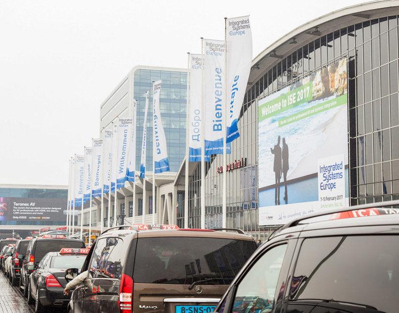 Выставка ISE переедет в 2021 году из Амстердама в Барселону