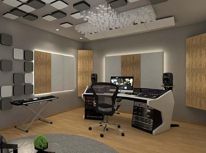 Artnovion начала производство самоклеющихся звукопоглощающих панелей Myriad с расцветкой на заказ