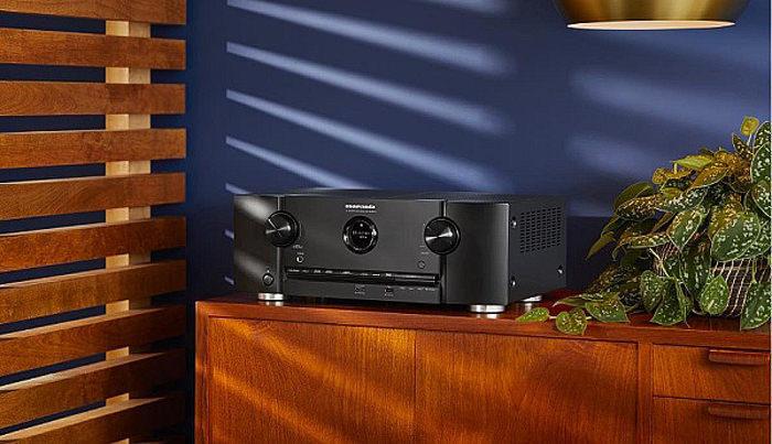 Marantz выпустила AV-ресиверы SR6013 и SR5013 с поддержкой Dolby Atmos, DTS:Х, 4K/HDR-видео и мультирума Heos