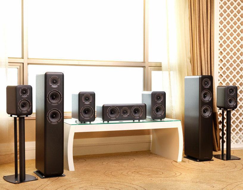Wharfedale представила линейку акустики D300