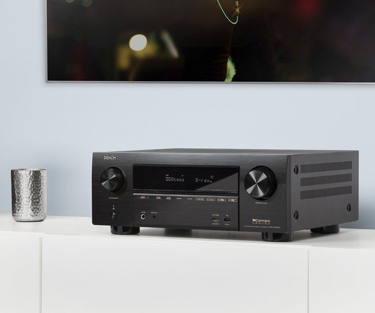 Denon начала продажи семиканального AV-ресивера AVR-X3500H с Dolby Atmos, HDR, AirPlay 2 и Alexa-управлением
