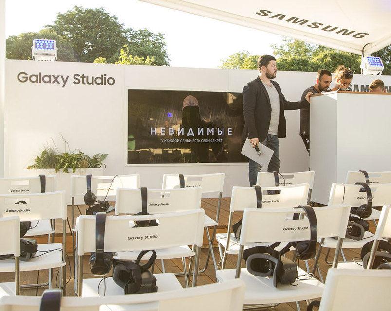 Samsung представила первый VR-сериал на русском языке «Невидимые»