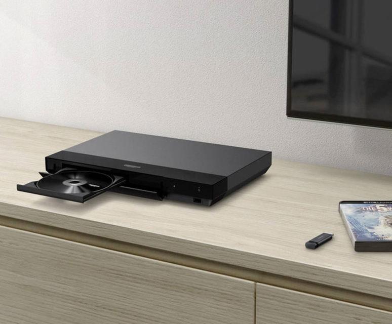 Первый UHD Blu-ray плеер от Sony появился в российской рознице