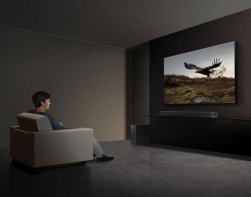 Samsung выпустила премиальные саундбары со звуком Harman Kardon