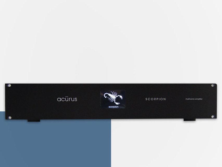 Techinterior Group стала эксклюзивным дистрибьютором компонентов Acurus