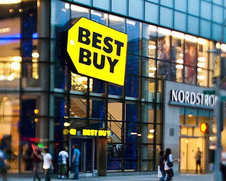 Best Buy наконец отказался от продажи компакт-дисков