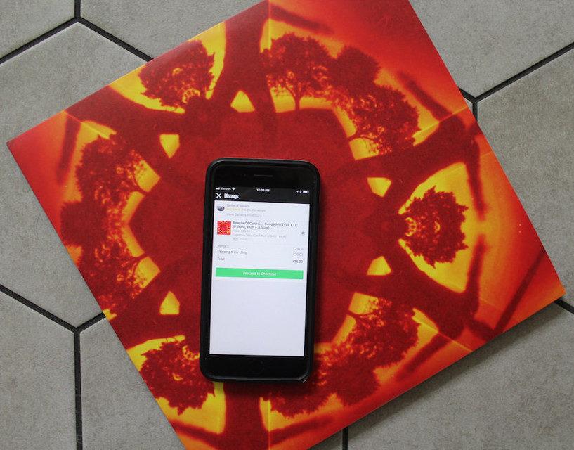 Discogs добавила функционал барахолки в приложение для iOS