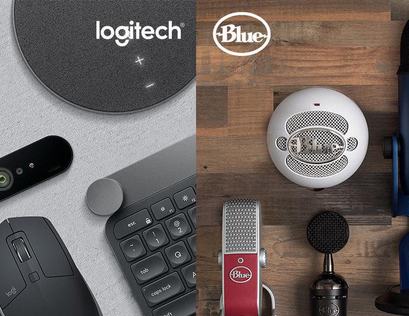 Logitech купила Blue Microphones за 117 млн долларов США