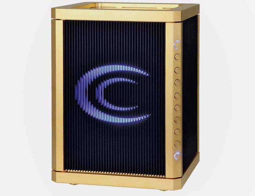 Интегрированный усилитель Crystal Cable CCI: мощный, бесшумный, местами золотой