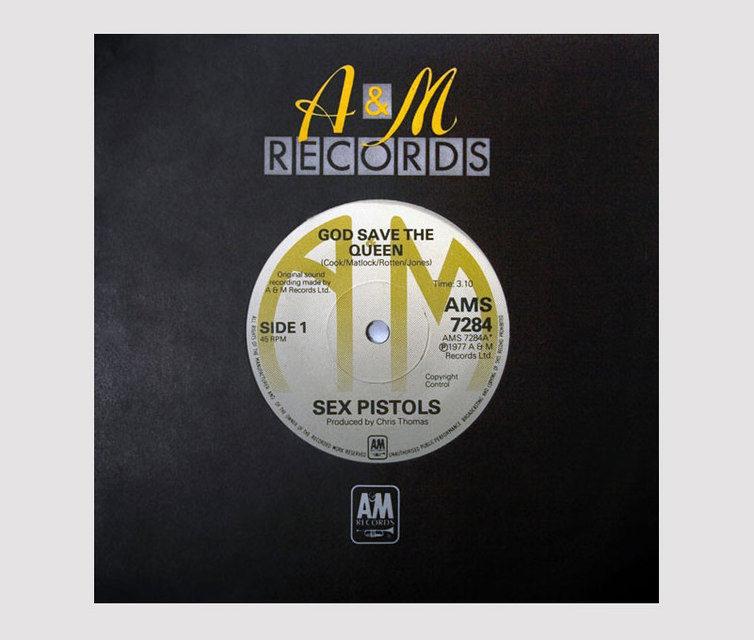 На Discogs появилась одна из самых редких пластинок Sex Pistols