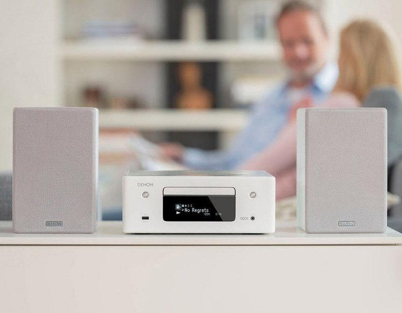 Мини-система Denon CEOL N10: голосовой помощник, мультирум HEOS, AirPlay 2 и стриминговые сервисы
